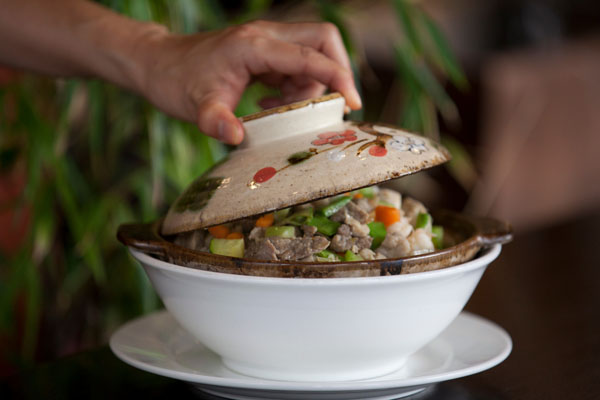 Did someone say Clay Pot?
